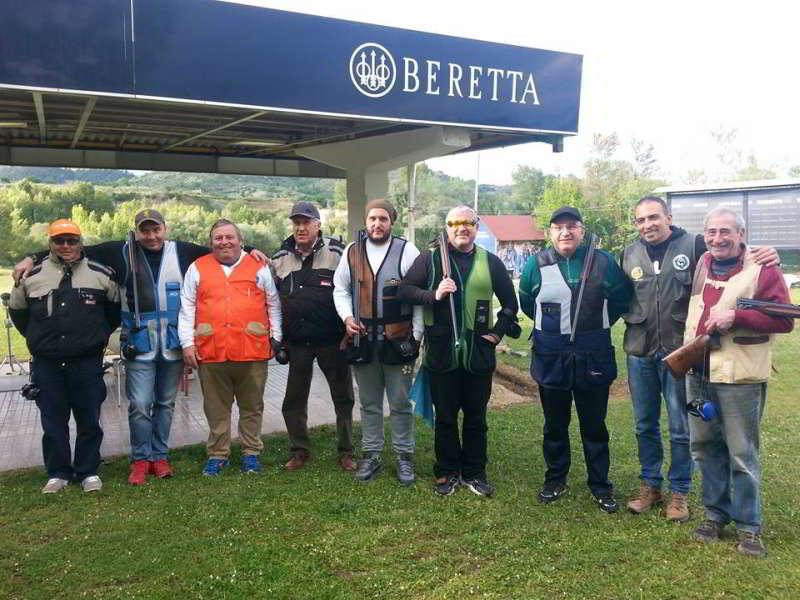 T.A.V. Sant'Uberto Trofeo EnalCaccia 2016