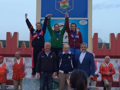 1° Gran Premio Trap Ladies - TAV Cieli Aperti 2016 - T.A.V. Sant'Uberto