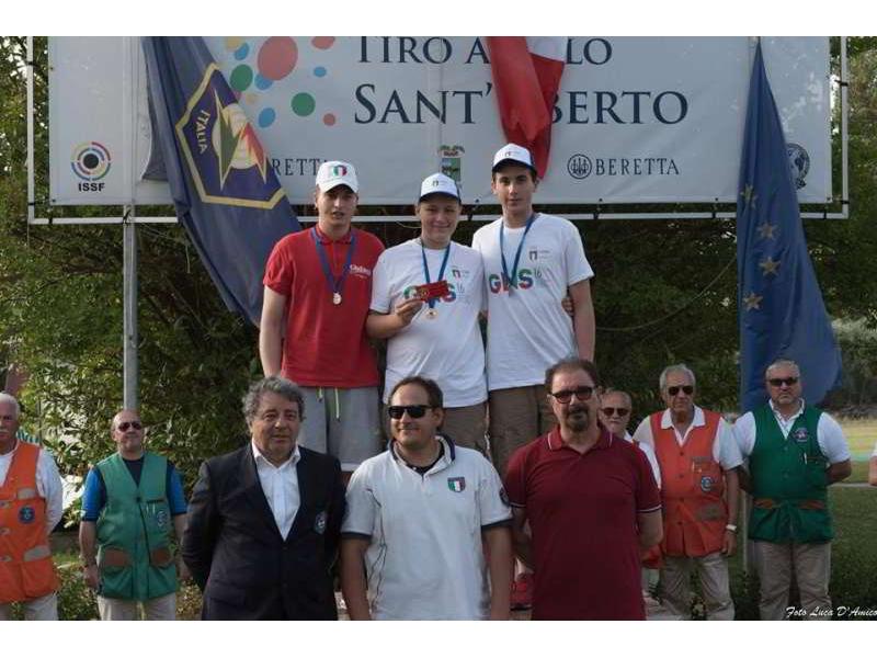Campioni Regionali a Squadre ed Individuali 2016 T.A.V. Sant'Uberto