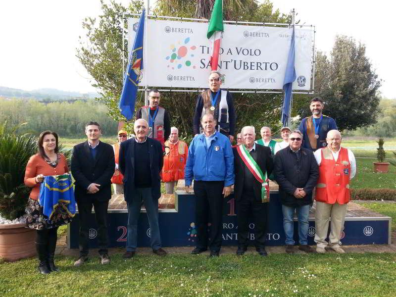 Podio 1° GP 1° CGT+ Paraolimpica 2016 T.A.V. Sant'Uberto 2